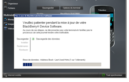 Mise à jour BlackBerry Torch 9860