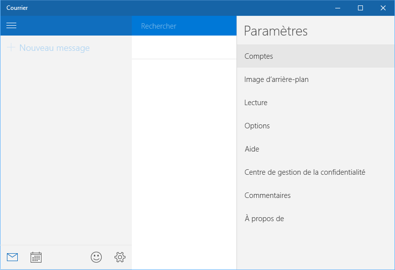 02-Courrier-Windows10-imap-fr