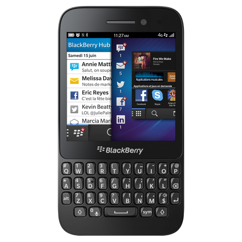 BlackBerry® Q5