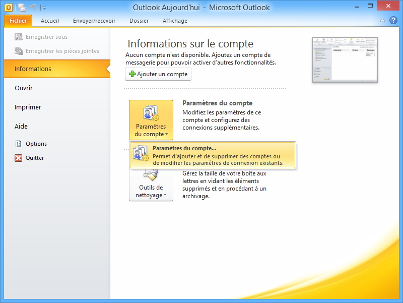 02-Outlook 2010-imap-fr