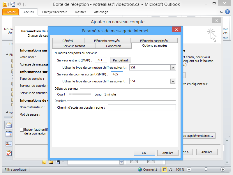 09-Outlook 2010-imap-fr